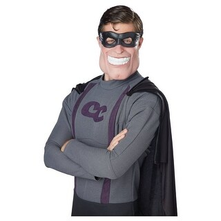 Super Dude Adult Costume Mask