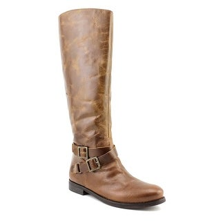 Coconuts By Matisse Britain Round Toe Leather Knee High Boot