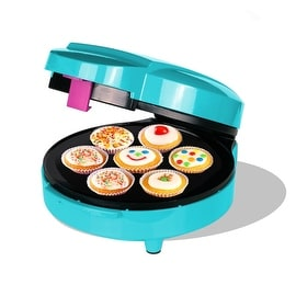 ZZ CM170 Electric Fun Cupcake Maker, Blue