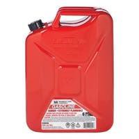 Midwest Can 5800 Jerry Gas Can 5 Gallon, Red