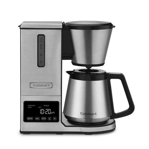 Cuisinart CPO-850P1 Precision Pour Over Thermal Coffee Brewer - 8 Cup