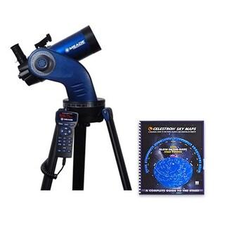 Meade Instruments StarNavigator NG Maksutov Telescope - 90mm With Skymaps Telescope