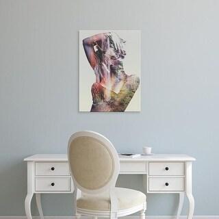 Easy Art Prints Andreas Lie's 'Wilderness Heart I' Premium Canvas Art