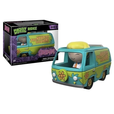 Scooby Doo Funko Pop Rides Mystery Machine