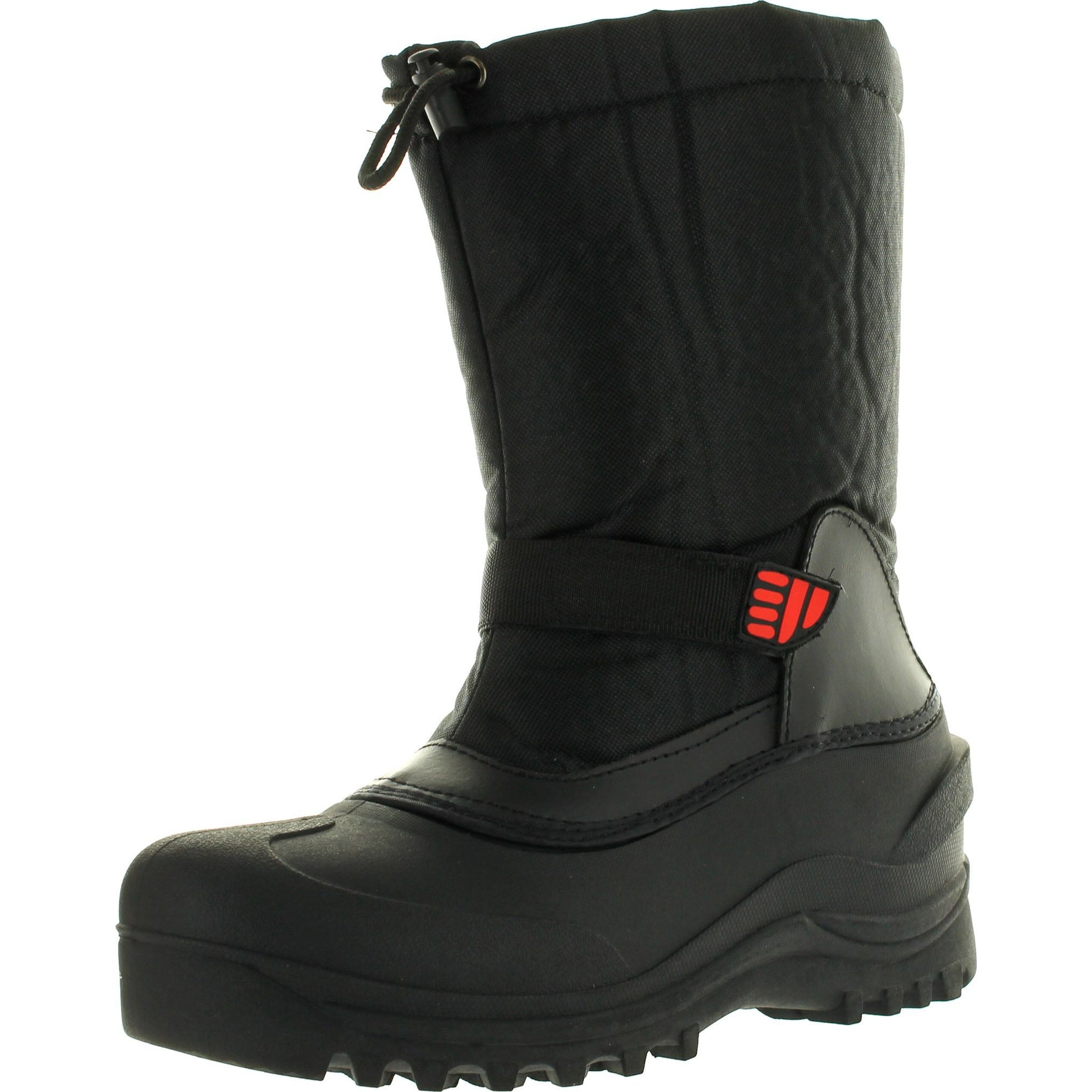 Climate X Mens Ysc5 Snow Boot,Charcoal,11