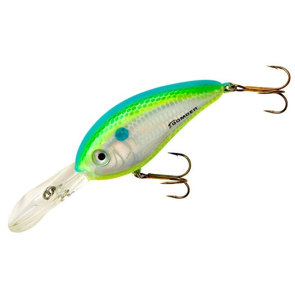 d07cc3d39e2 Shop Bomber Fat Free Shad Fingerling 3 8 oz Fishing Lure - Dance s Citrus  Shad - dance s citrus shad - Free Shipping On Orders Over  45 -  Overstock.com - ...