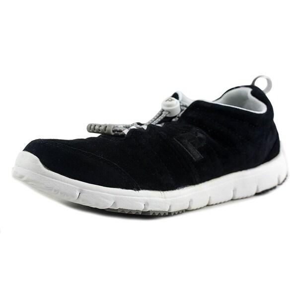 Propet Travel Walker Eite Women Black Walking Shoes
