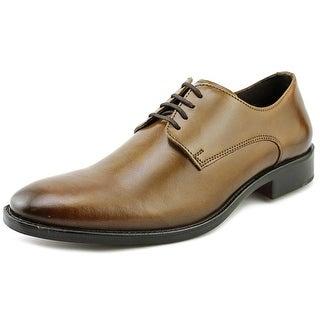 Giorgio Brutini Alton Men Plain Toe Leather Tan Oxford