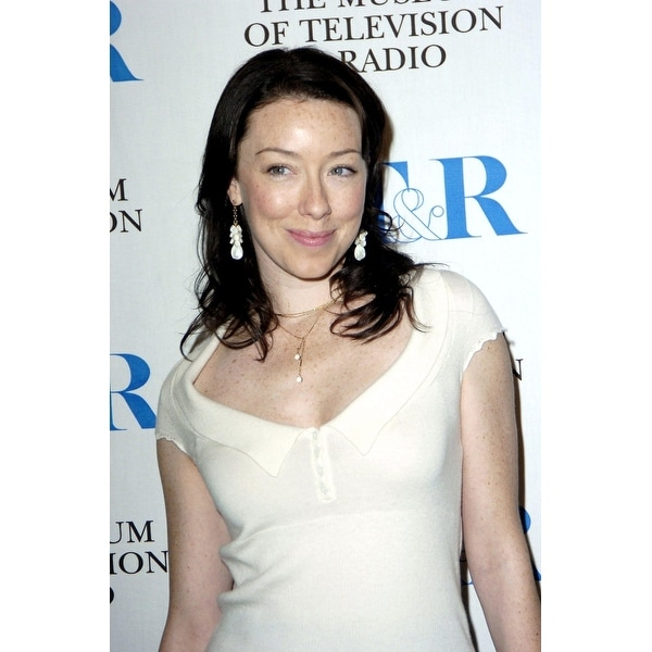 Shop Molly Parker At Arrivals For Deadwood Panel ...