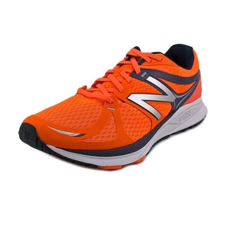 New Balance WPRSM Men Round Toe Synthetic Orange Running Shoe