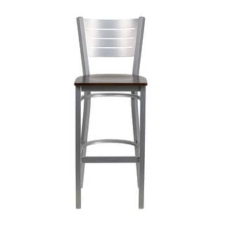 Amisco Spoon Metal Counter Stool Free Shipping Today