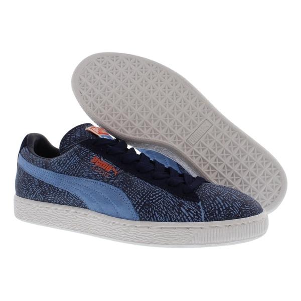 Puma Suede Mis-Match Men's Shoes Size