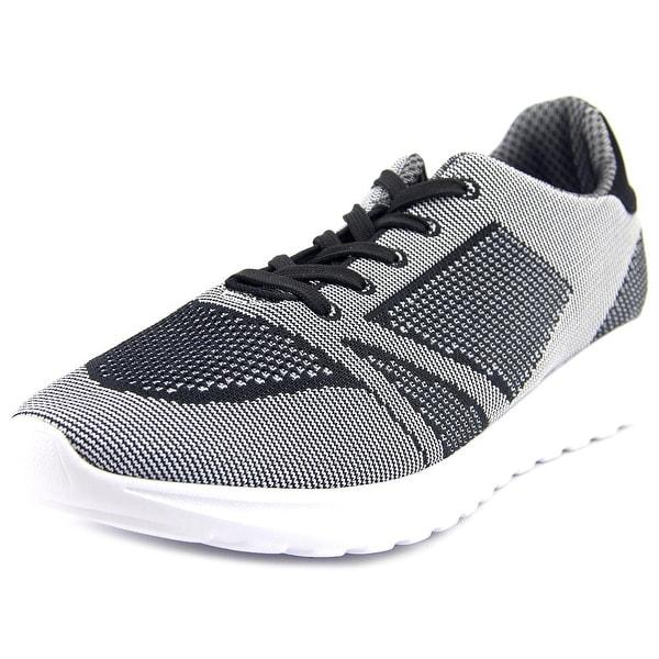 Globe Avante Men Round Toe Canvas Gray Skate Shoe