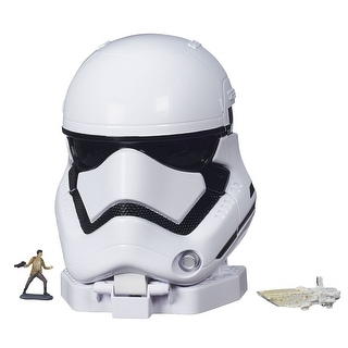 Star Wars The Force Awakens Micromachines Stormtrooper Playset
