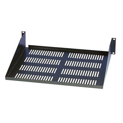 Tripp Lite Srshelf2p1u Cantilever Fixed Rack Shelf - 1U Wide - Black