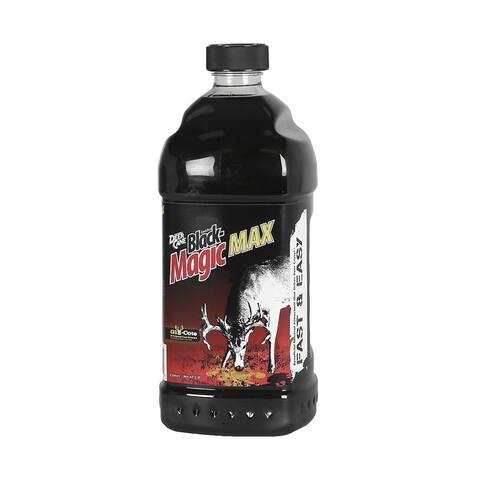 Evolved Habitats 64256 Deer Cane Black Magic MAXac Deer Attractant, 2 Liter