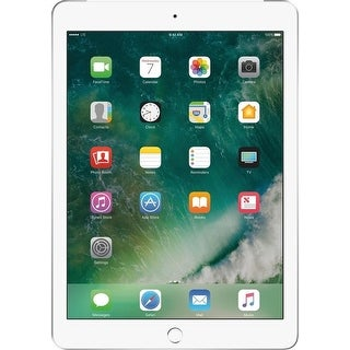 "Apple 9.7"" 32GB iPad Tablet (Wi-Fi Only/Silver/2017 Model)"