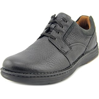 Dunham Revcrusade Round Toe Leather Oxford