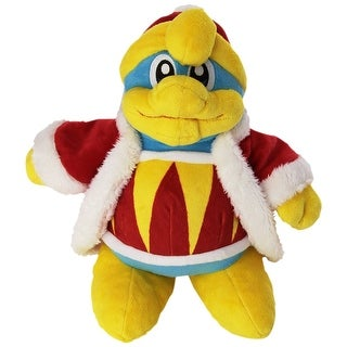 "Kirby's Adventure All Star Plush Collection: 10"" King Dedede"