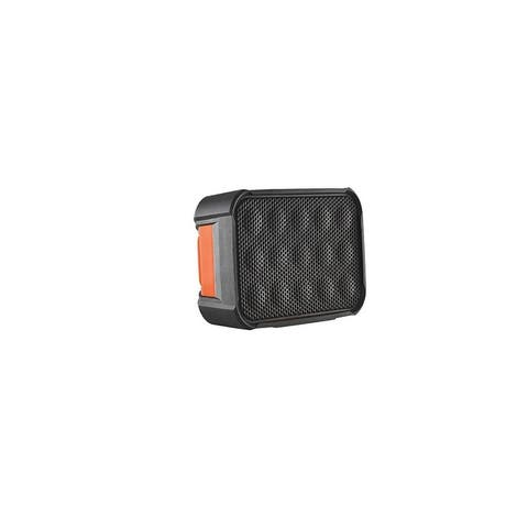 Cobra Waterproof Bluetooth Speaker 10-hr Rechargeable Battery CWA BT310 Manufacturer Refurbished
