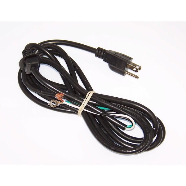 New OEM Haier Power Cord Cable Originally Shipped With XPB7071VGS, XPB9099GSP