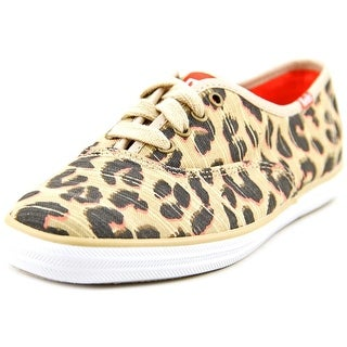 Keds WF50138 Women Round Toe Canvas Sneakers