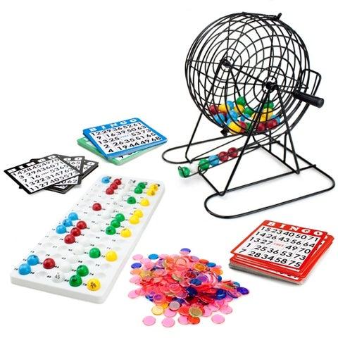 Jumbo Bingo Game