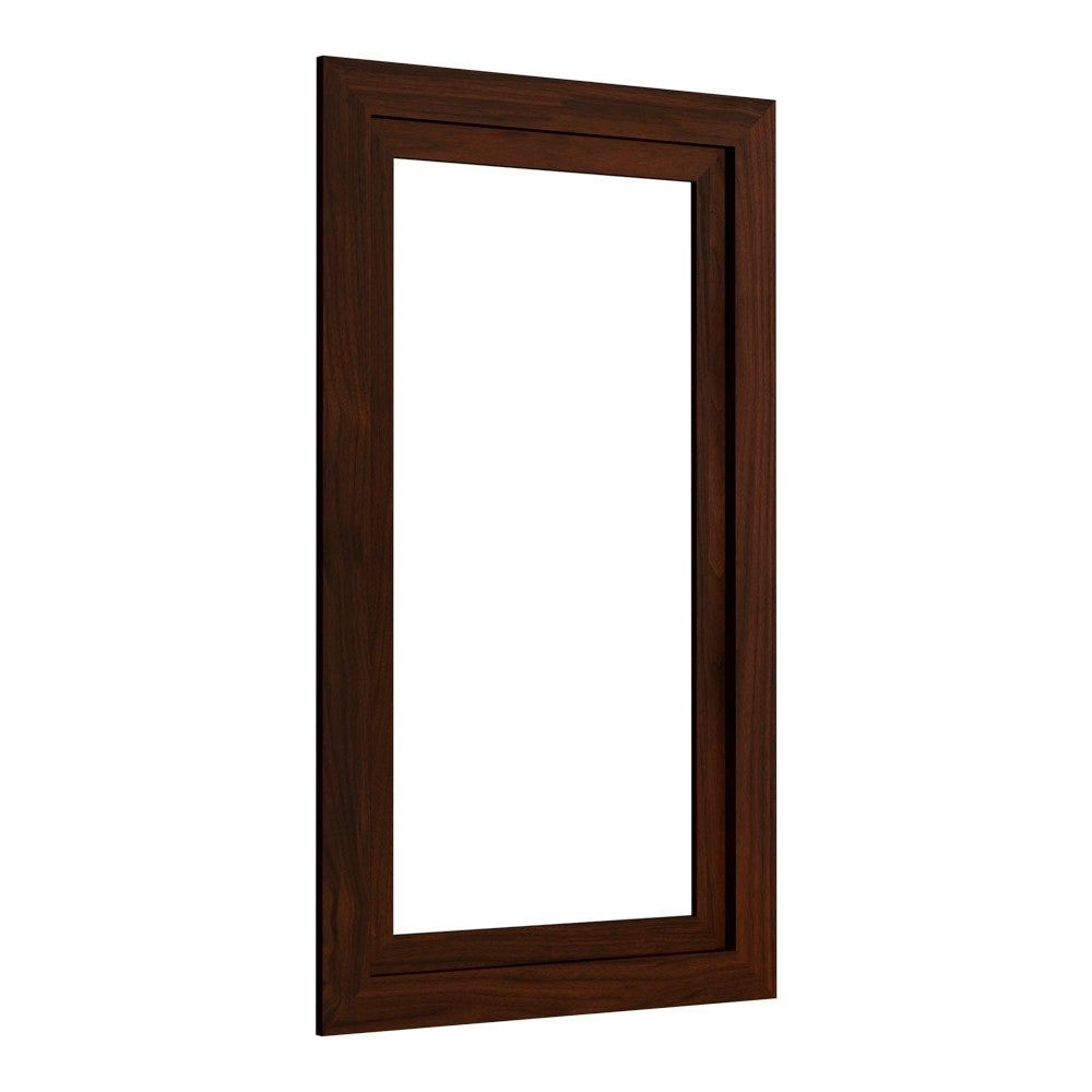Kohler K-99661-15  Jacquard Wood Frame for K-99000 and K-99001 Verdera Medicine Cabinets (Linen White)