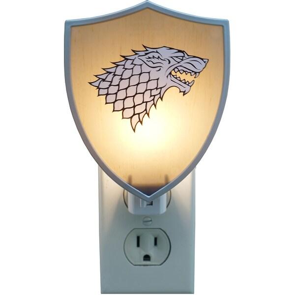 Game of Thrones Stark Shield Nightlight - multi