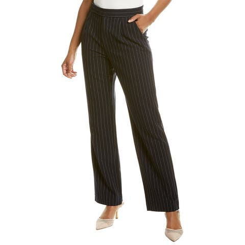 Nicole Miller Pleated Trouser