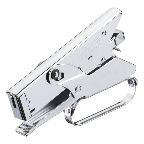 Arrow Fastener P22 Heavy Duty Plier Type Stapler, Chrome