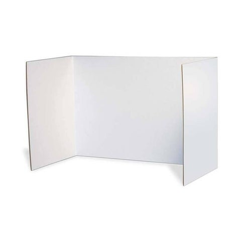 Pacon PAC3782BN 48 x 16 in. Privacy Boards - 4 per Pack - Pack of 2