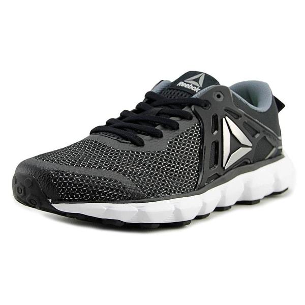 Reebok Hexaffect Run 5.0 Women Round Toe Synthetic Black Sneakers