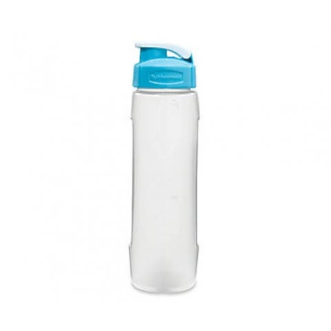 Rubbermaid 3161-RD-EDAY1 Chug Bottle Beverage Container, Spa Blue, 20 Oz
