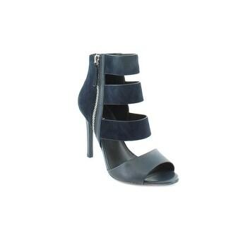 Charles David Itano Women's Heels Midnight Blue