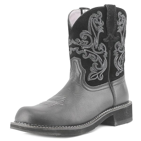 Ariat Fatbaby II Black Western Boots