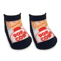 Popcorn Baby Socks 0-6 Month - Multi