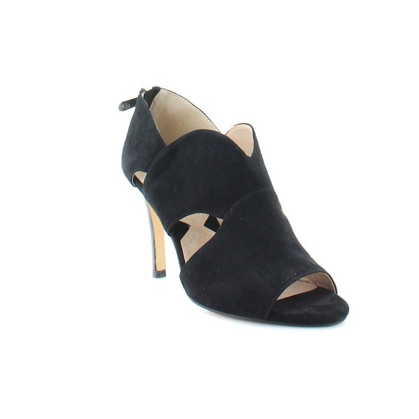 Adrienne Vittadini Gerlinda Women's Heels Black
