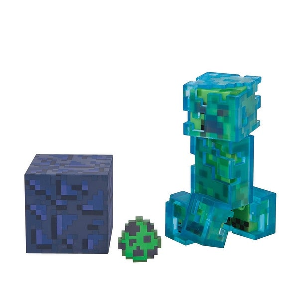 "Minecraft 3"" Action Figure: Charged Creeper - multi"
