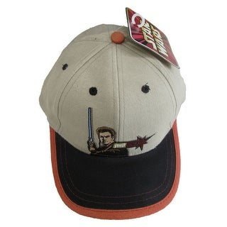 Star Wars Little Boys Khaki Han Solo Baseball Cap