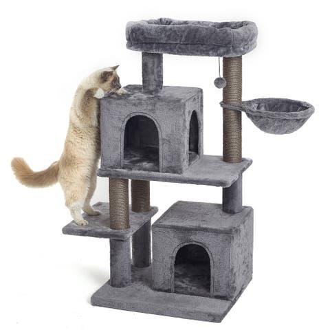 45 Inches Multi-level Cat Tree