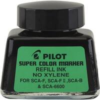 Pilot Permanent Marker Refill Ink, Black