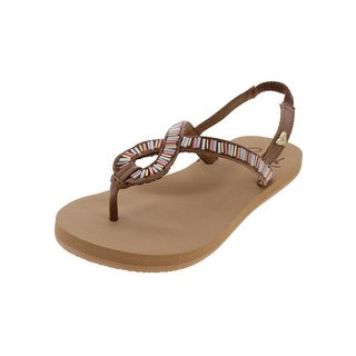 Roxy Girls RG Hale Slingback Sandals Thong Youth
