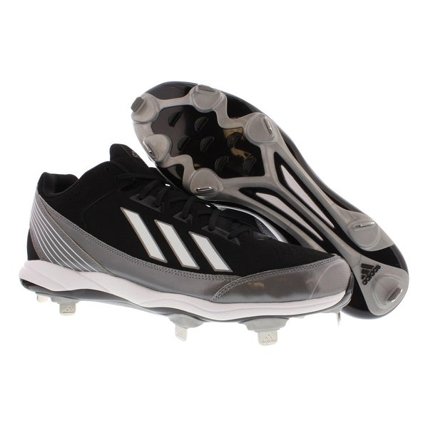 Adidas Power Alley Metal Low Baseball Men's Shoes Size