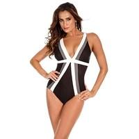 39c182338e Shop Magicsuit Bandana Bonnie High Neck Underwire One Piece Swimsuit ...