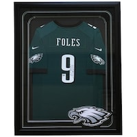 Nick Foles Signed Framed Eagles Green Nike Game Replica Jersey Fanatics 2be0278fc