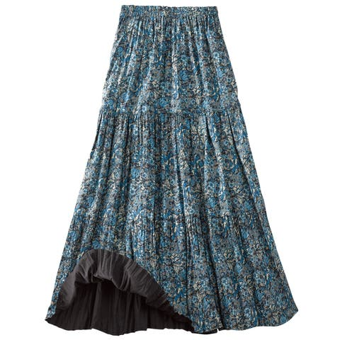 5407a8e5734 Cotton Skirts | Find Great Women's Clothing Deals Shopping at Overstock
