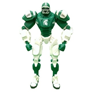 "NCAA Michigan State Spartans 10"" Cleatus Fox Robot Action Figure - multi"
