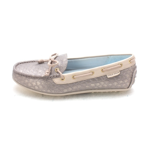 Cole Haan Womens Angelikasam Closed Toe Boat Shoes - 6