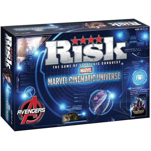 The Avengers Risk Board Game - multi